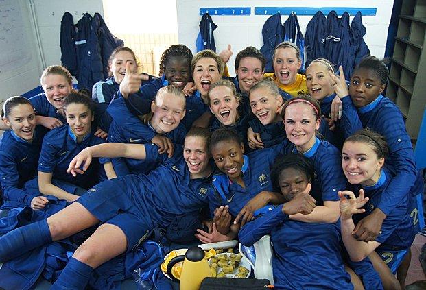 equipe-de-france-féminine-u19