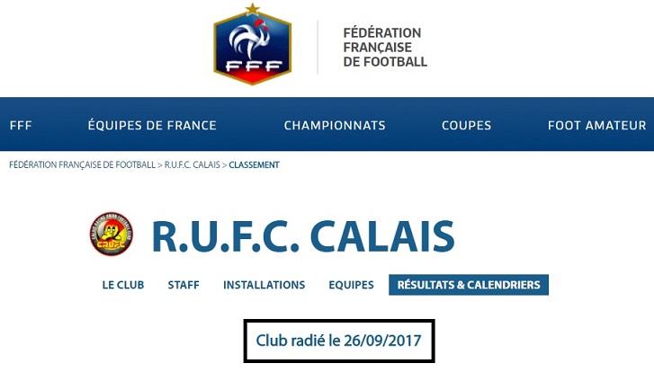 Calais RUFC
